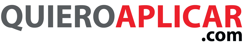 Logotipo de Bolsa de Empleo y Trabajo Quieroaplicar.com para Guatemala, El Salvador, Panamá, México, Centroamérica